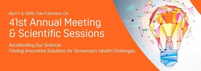 41st Annual Meeting and Scientific Sessions