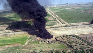 Oil Well Fires